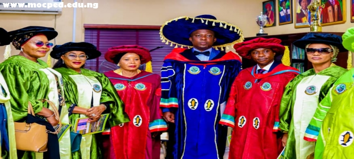 The 4th Convocation Ceremony Held On Aug 22, 2019