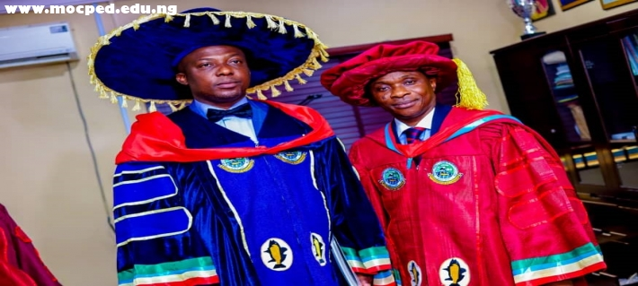 The 4th Convocation Ceremony Held On Aug 22, 2019.