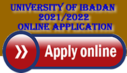 WELCOME TO THE UNIVERSITY OF IBADAN, MOCPED AFFILIATE POST UTME/DE SCREENING AND ADMISSION PORTAL